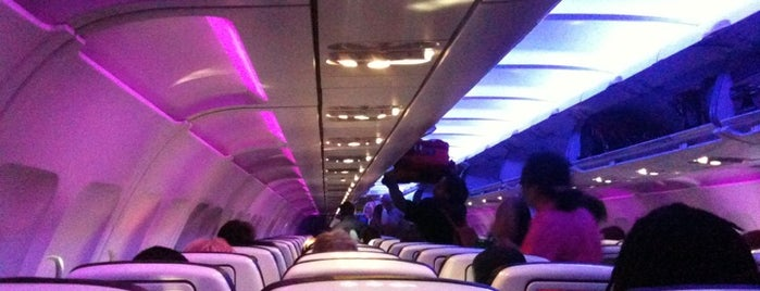 Virgin America Airlines is one of Private Car and Limousine Services.