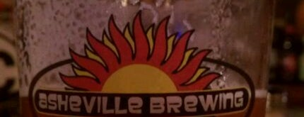 Asheville Pizza & Brewing Company is one of 10 Years in Asheville.