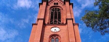 Gethsemane Church is one of Berlin.