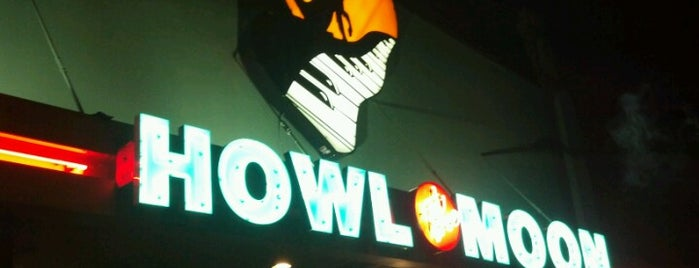 Howl at the Moon is one of Dining in Orlando, Florida.