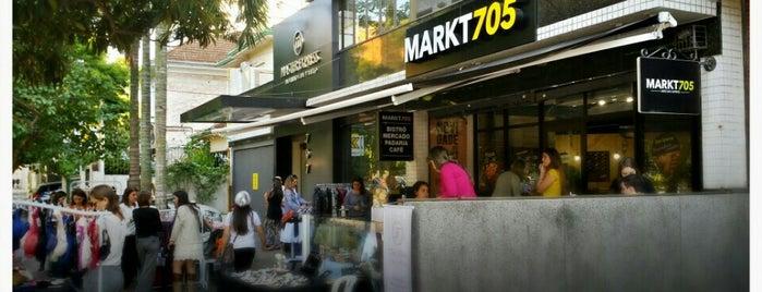 Markt 705 is one of Cafet./Padarias/Sorveterias.