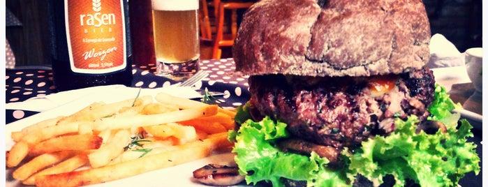 Mark Hamburgueria is one of Burgers in Porto Alegre.