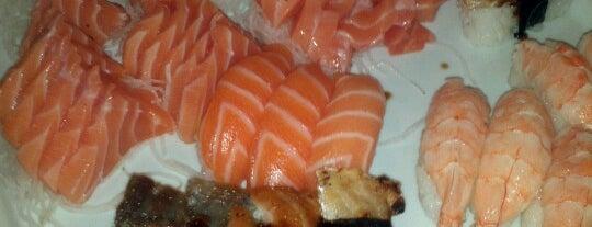 Haruko is one of Guia Rio Sushi by Hamond.