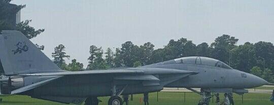 Virginia Aviation Museum is one of Virginia/Washington D.C..