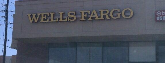 Wells Fargo Bank is one of Business.
