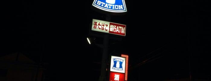 ローソン 盛岡浅岸店 is one of LAWSON in IWATE.