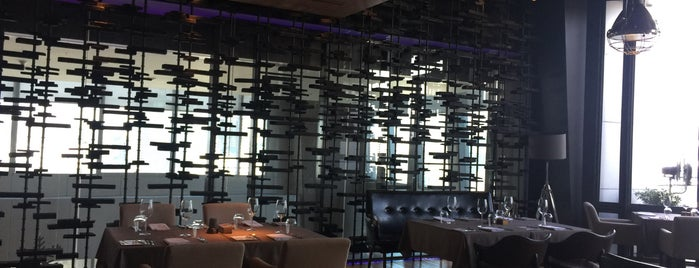 Elements is one of Hotel Dining.