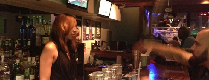 Machavelle Sports Bar & Lounge is one of Bars in New York City to Watch NFL SUNDAY TICKET™.