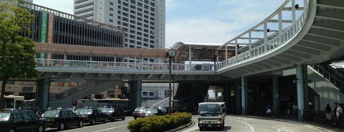 海老名駅東口バスターミナル is one of 海老名・綾瀬・座間・厚木.
