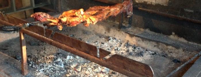 El Barroso Restaurante - Parrilla Chilena is one of Restaurantes Visitados.