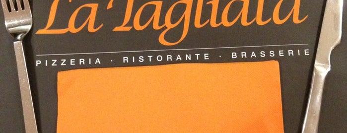 La Tagliata is one of Menus diaris de cualitat.