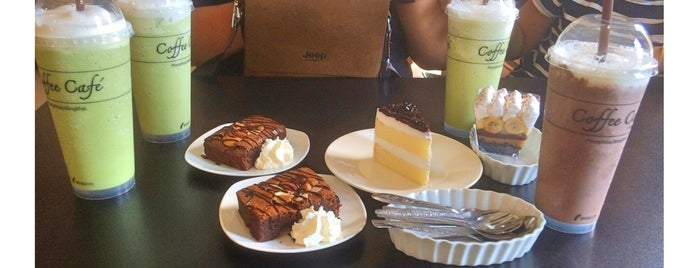 Coffee Cafe is one of Cafe.