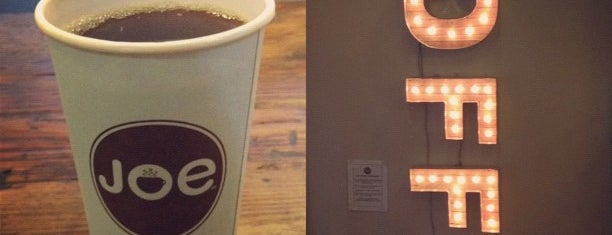 Joe is one of The 15 Best Places for Third Wave Coffee in Greenwich Village, New York.