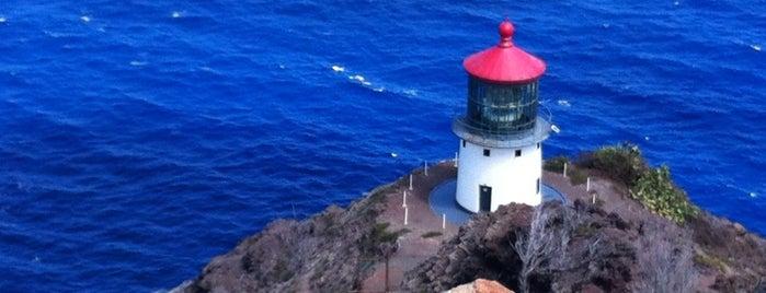 Makapu'u Lighthouse is one of Not For Tourists Hawaii.
