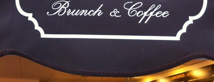 Audrey Brunch & Coffee is one of Hostafrancs mon amour.