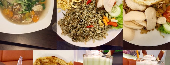 Food Paradise-Singapore's Delights @Teras Yasmin is one of Must-visit Food in Bogor.