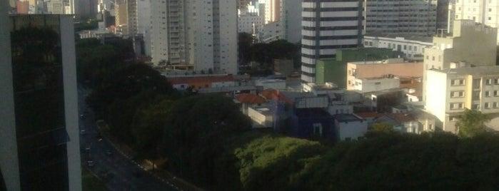 Hospital Beneficência Portuguesa de São Paulo is one of Farmácias/Hospitais.