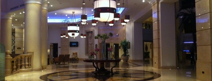JW Marriott Hotel Cairo is one of Egypt Finest Hotels & Resorts.