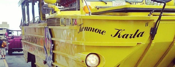 Boston Duck Tour (Museum Of Science) is one of USA Boston.