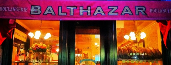 Balthazar is one of places that rock!.