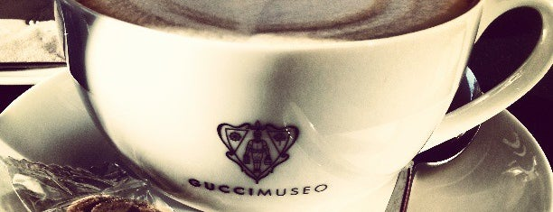 Gucci Caffè & Restaurant is one of The 15 Best Places for Coffee in Florence.