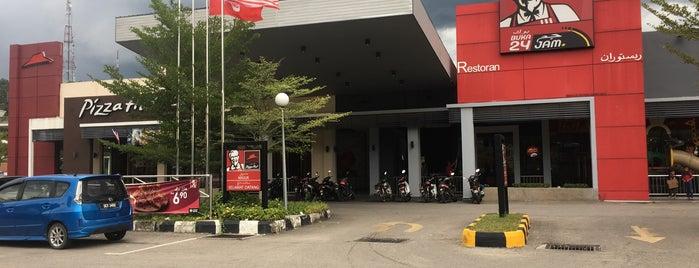 KFC @ Gua Musang is one of KFC Chain, MY #1.