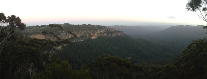 Eagle Hawk Lookout is one of Blue Mountains.