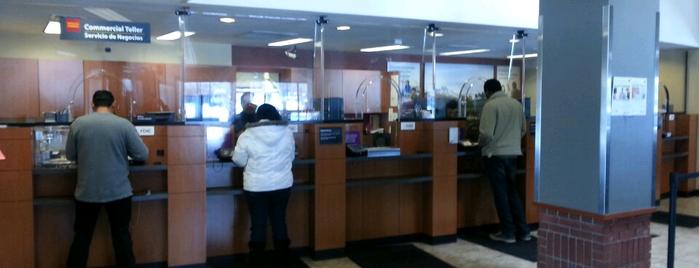 Wells Fargo is one of Business.