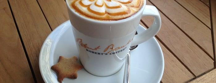Robert's Coffee is one of İstanbul Avrupa Yakası #2 🍁🍃.