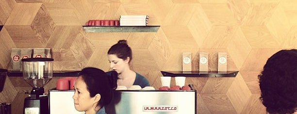 Linea Caffe is one of #ThirdWaveWichteln Coffee Places.