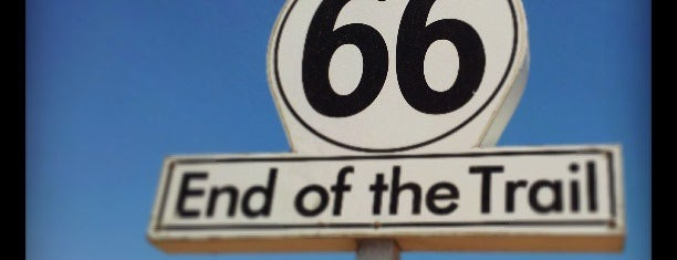 Route 66 - West End is one of LA/SoCal.