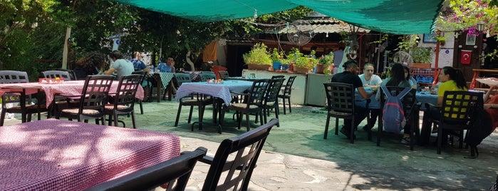Eski Ev Restaurant is one of antalya~ alanya~ side~belek.
