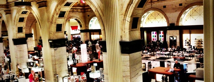 Macy's is one of My Philly Experience.