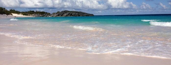 Horseshoe Bay is one of Caribbean.