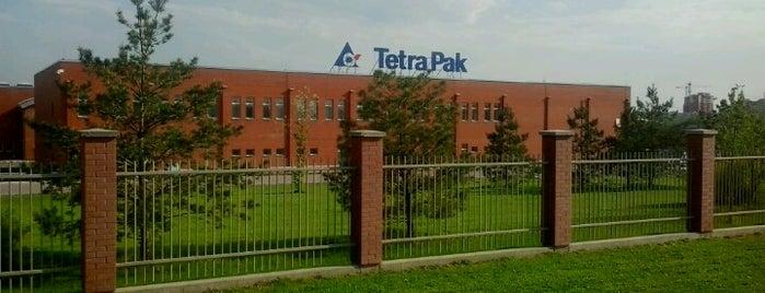 ТетраПак is one of Лобня.