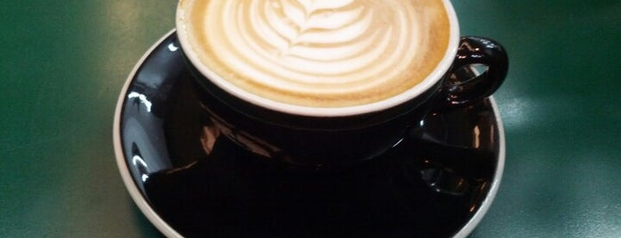 Mexico City's Best Coffee - 2013