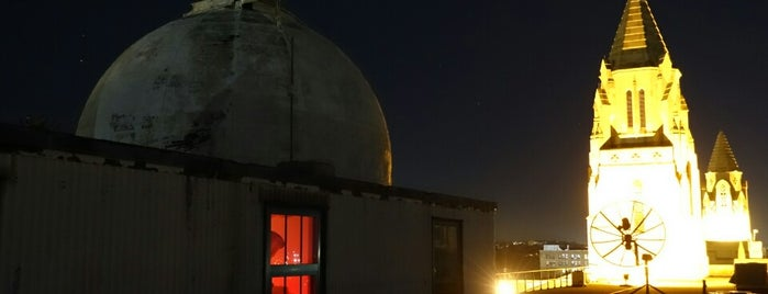 Boston University Coit Observatory is one of BUcket List.