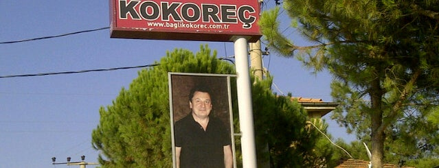 Bağlı Kokoreç is one of Türkiye.