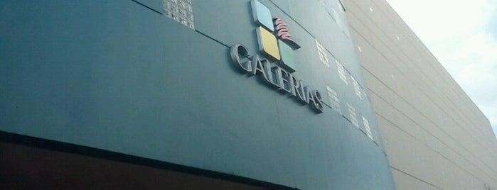 Centro Comercial Galerías is one of Lugares favoitos.