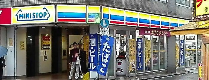 ミニストップ 道玄坂2丁目店 is one of 渋谷コンビニ.