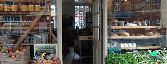 Leila's Shop is one of London's Best Coffee.
