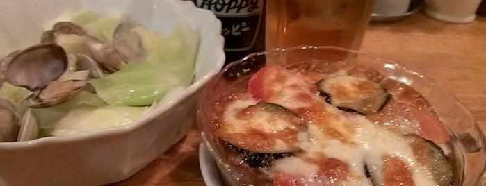 飲食笑商何屋 ねこ膳 is one of とりあえずメモ.