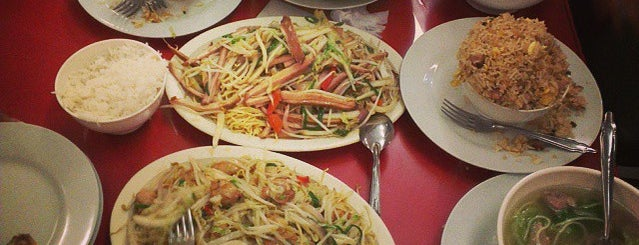Chifa Hoo Wa is one of Top 10 restaurants when money is no object.