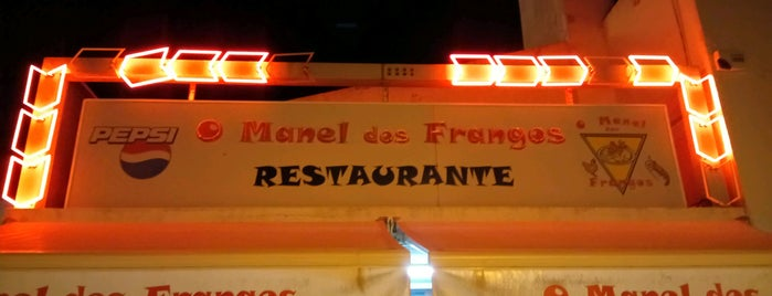 O Manel dos Frangos is one of Restaurantes Baratos.