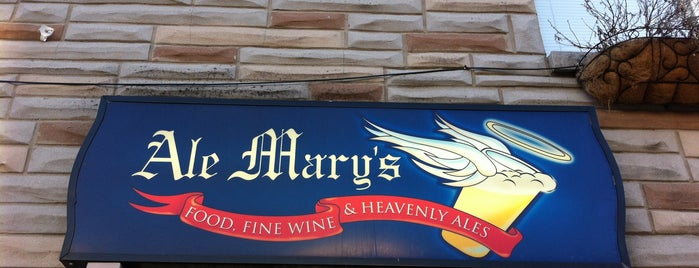Ale Mary's is one of Pubs Breweries and Restaurants.