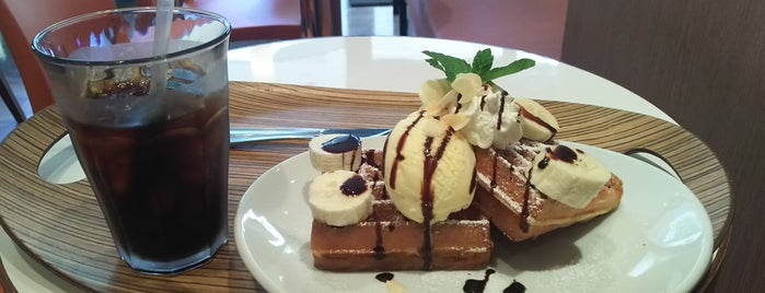 Mother Leaf Tea Style 仙台EDEN店 is one of CAFE.