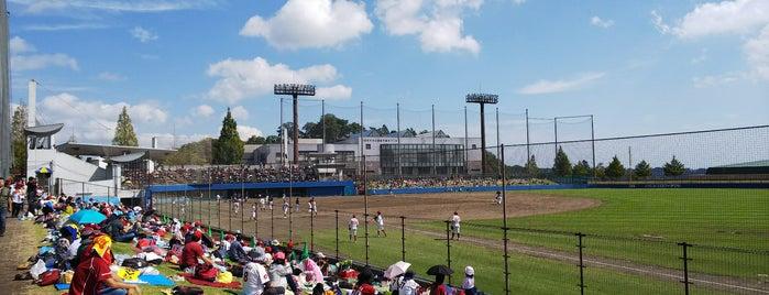 楽天イーグルス利府球場 is one of Japan Baseball Studium.