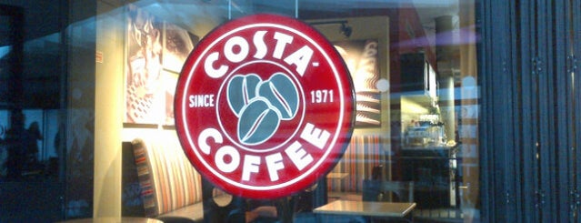 Costa Coffee is one of Peq. Alm. & Lanche (Grande Porto).