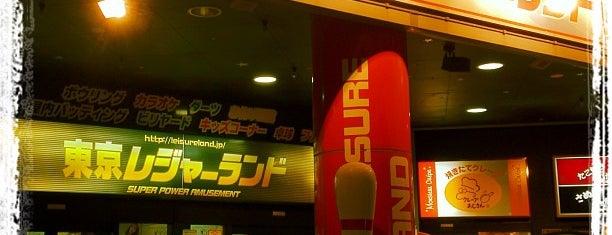 Tokyo Leisure Land is one of beatmania IIDX 設置店舗.