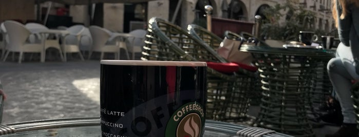 CoffeeShop Company is one of Doha's Restaurants.